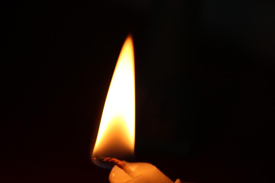 Flame, Burnt, Candle, Candlelight, Dark, Hot, Light