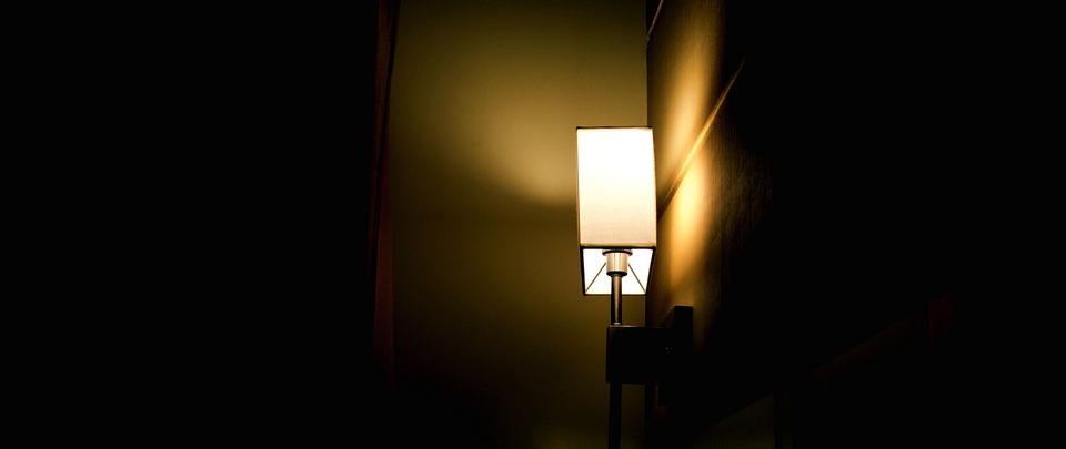 Light, Lamp, Dark, Still, Lights