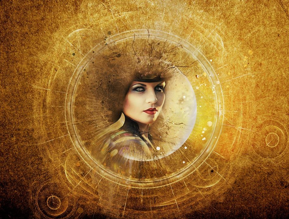 Gothic, Fantasy, Dark, Steampunk, Portrait