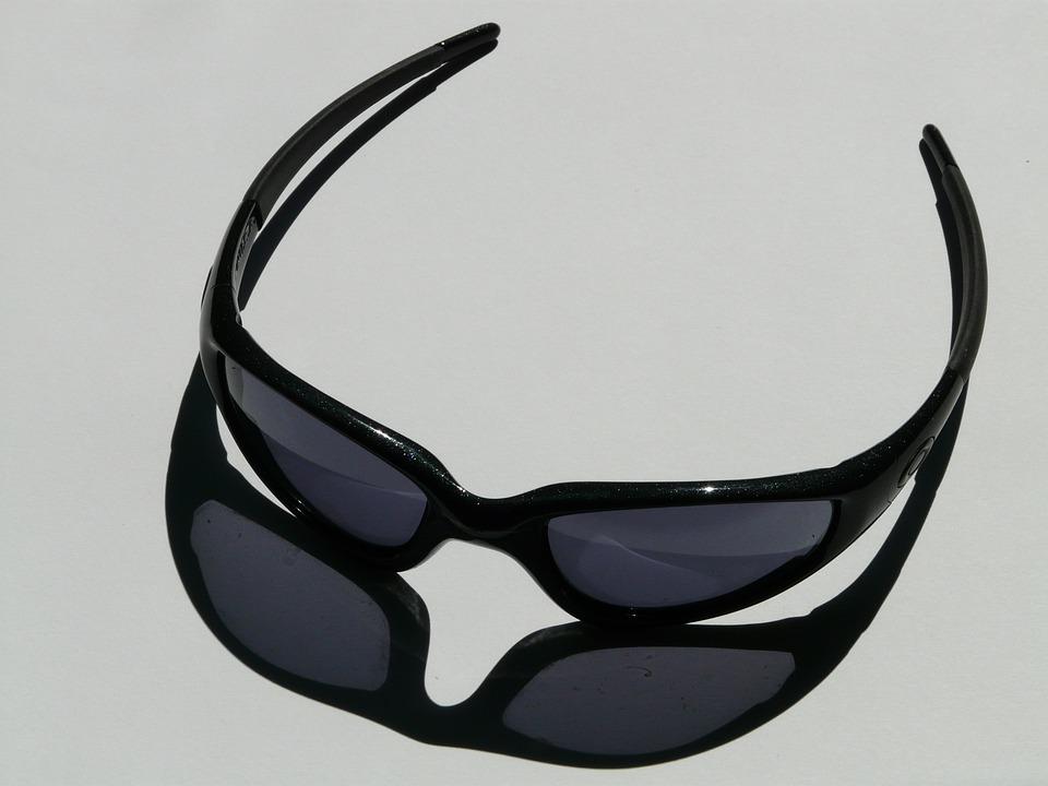 Sunglasses, Glasses, Dark, Darken, Black, Utensil