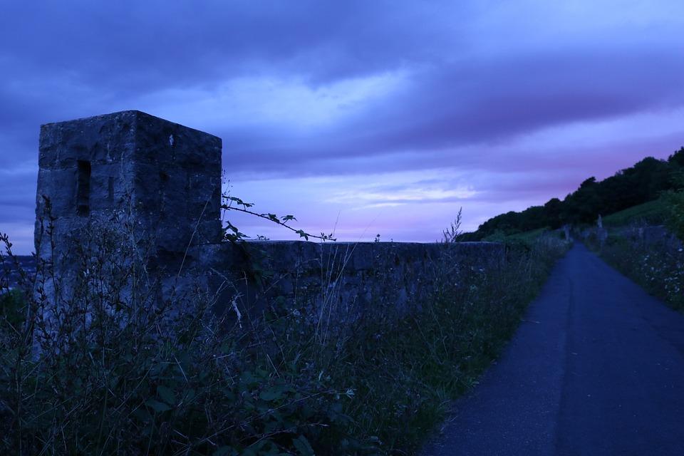 Darkness, Evening, Dark, Gloomy, Night, Sunset, Dusk