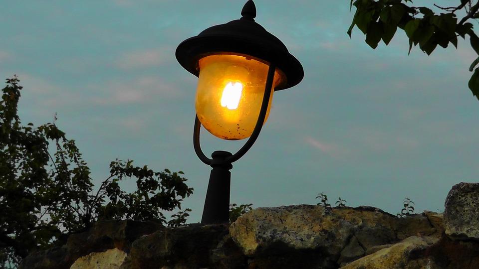 Lamp, Light, Lighting, Hell, Night, Lights, Darkness