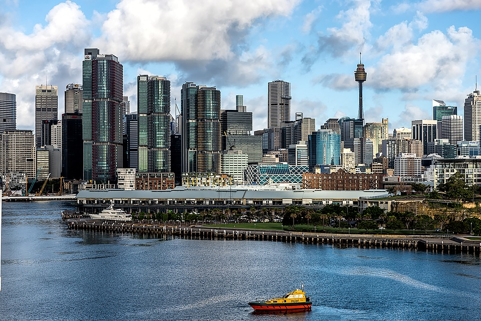 Darling, Harbour, Sydney, Architecture, Building