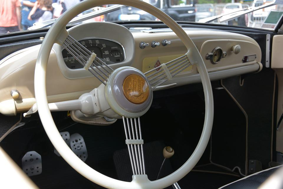 Free Photo Dashboard Interior Old Car Old Vehicle Max Pixel