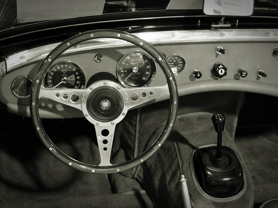 Oldtimer, Cockpit, Dashboards, Dashboard