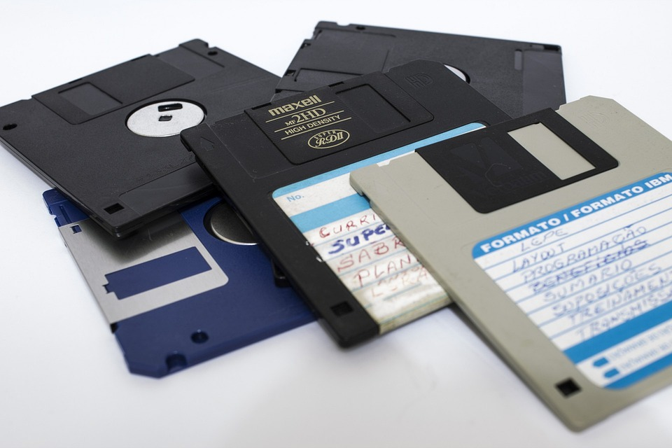 Floppy Disk, Data, Computer, Technology, Disk, Floppy