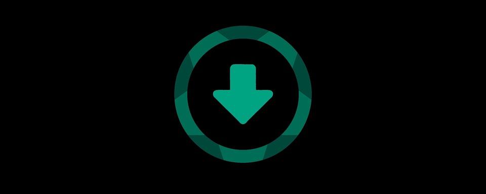Download, Computer, Arrow, Internet, Data, Downloading