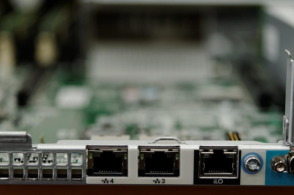Network, Nic, Data, Computer, Technology, Internet