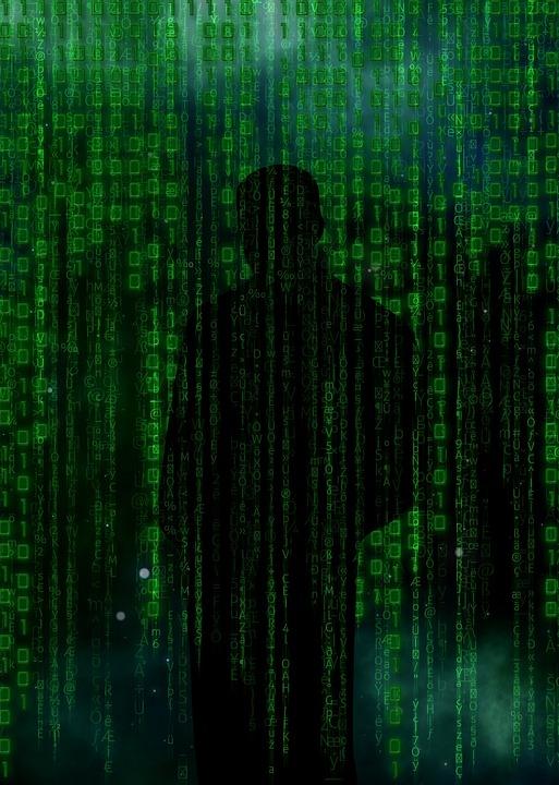 Code, Hacker, Data, Security, Technology, Digital