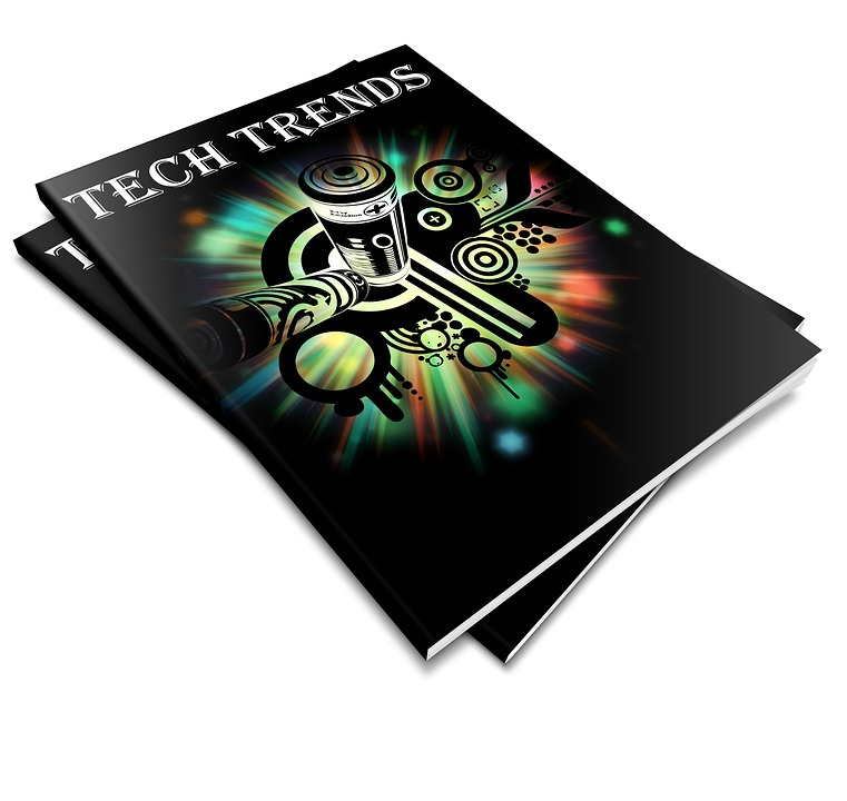 Tech Trends, Report, Magazine, Article, Data, Business