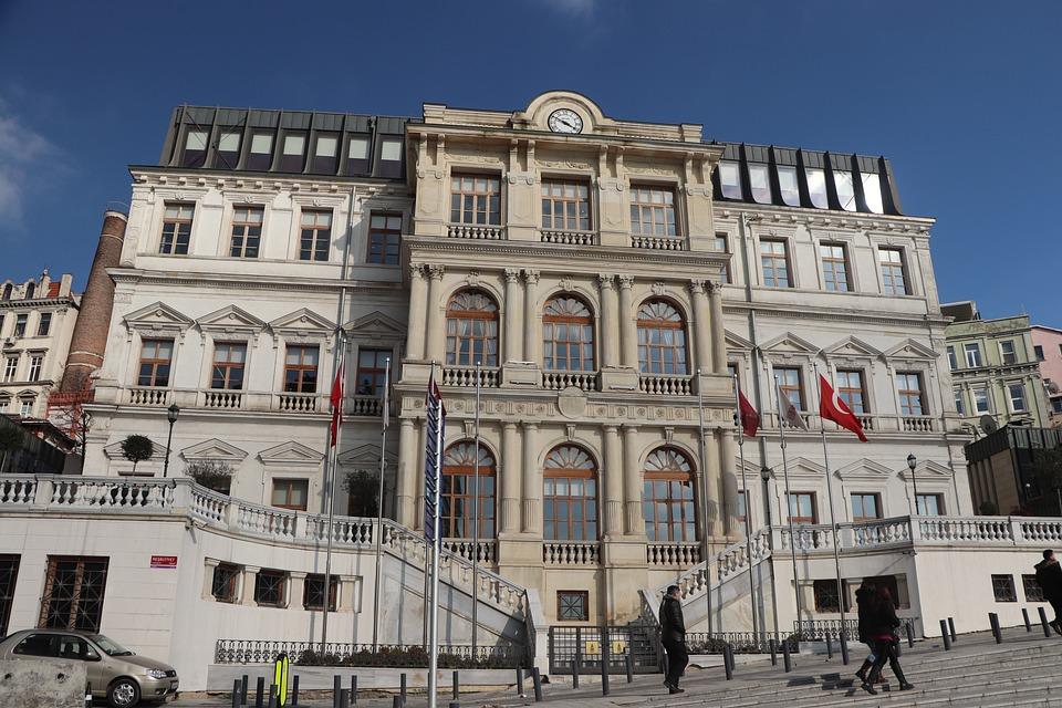 Building, Structure, Old, Date, Beyoğlu, Istanbul