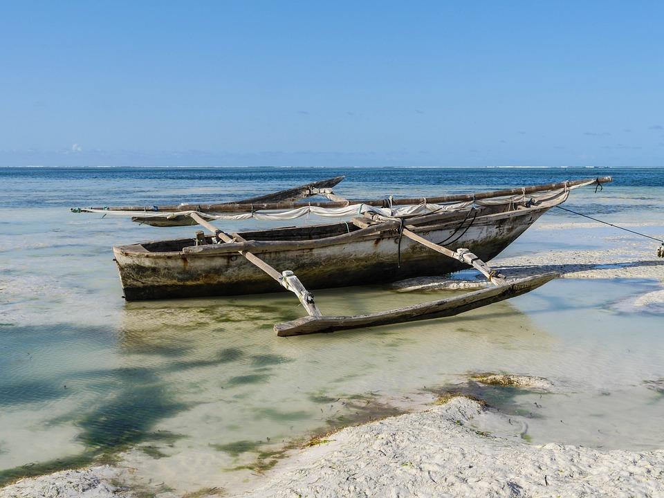 Fishing Boat, Dau, Boom, Sailing Boat, Tradition, Boat