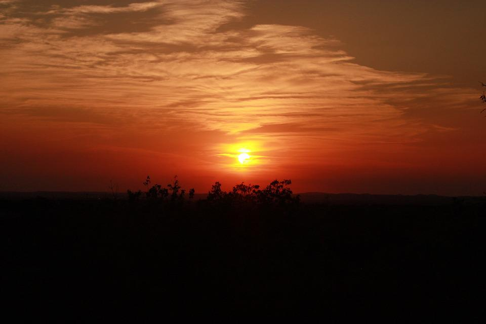 Yoga, Sunset, Meditation, Nature, Dawn