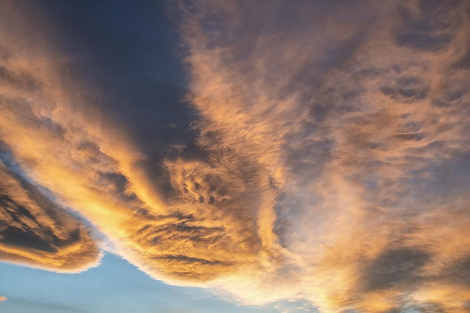Sky, Dawn, Clouds, Climate, Dusk, Sunset, Sunrise