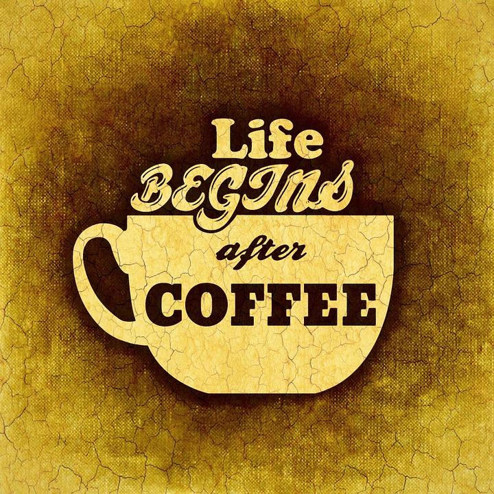 Coffee, Enjoy, Day Start, Beginning
