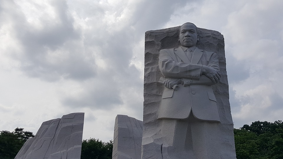 Memorial, Washington, Dc, Martin, Luther, King