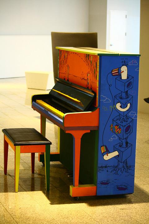 Piano, Ddp, Dongdaemun Design Plaza, Lounge