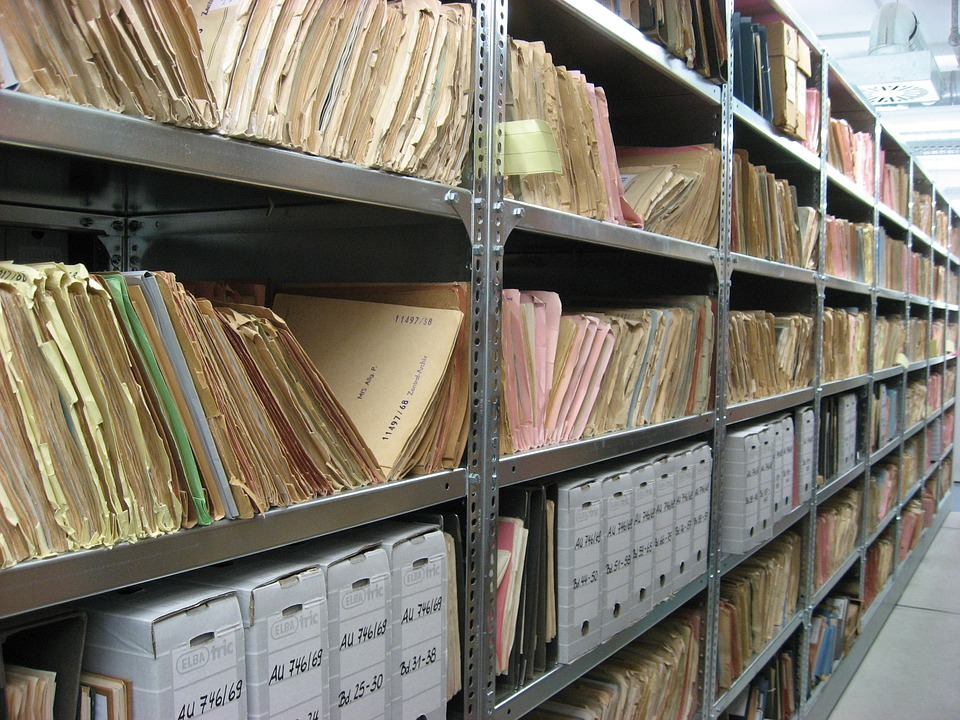 Files, Ddr, Archive