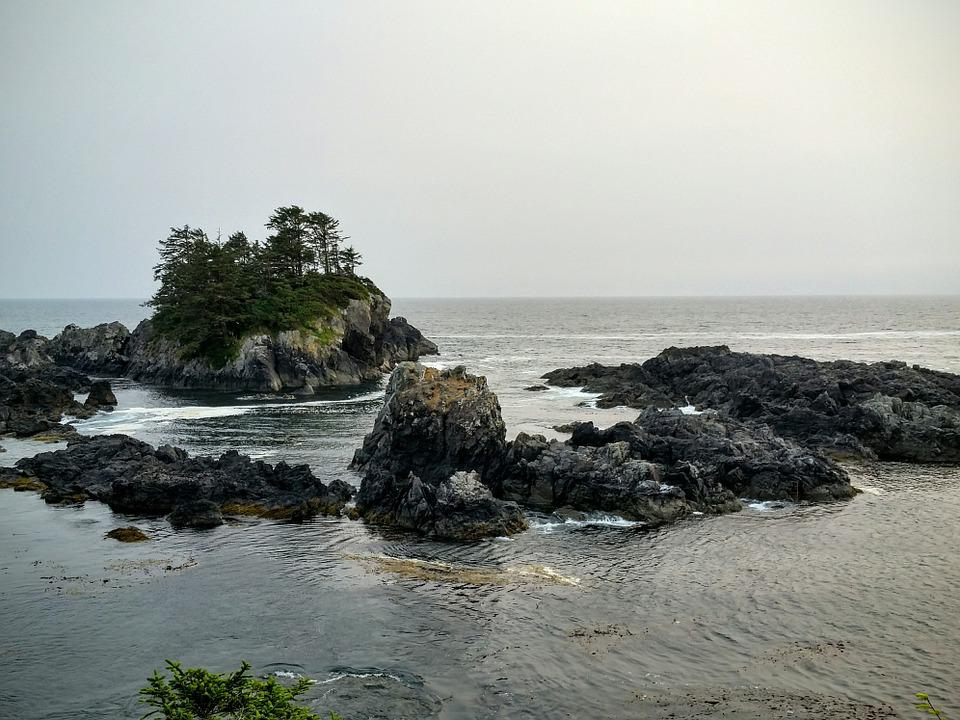 Park, De Fuca, Beach, Environment, British, Columbia