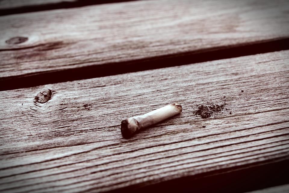 Dead Joint, Table, Smoked, Cancer