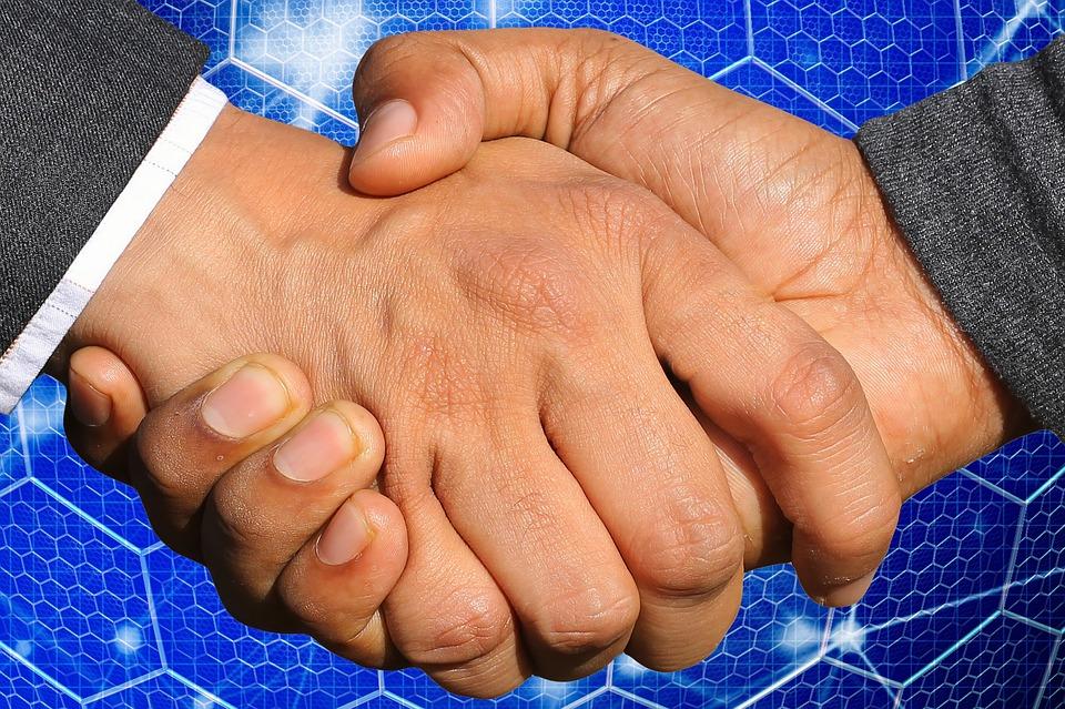 Business, Agreement, Handshake, Deal, Collaboration
