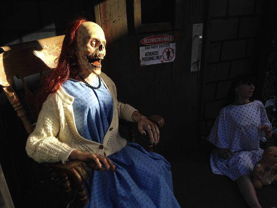 Festival, Halloween, Fall, Death, Woman, Doll