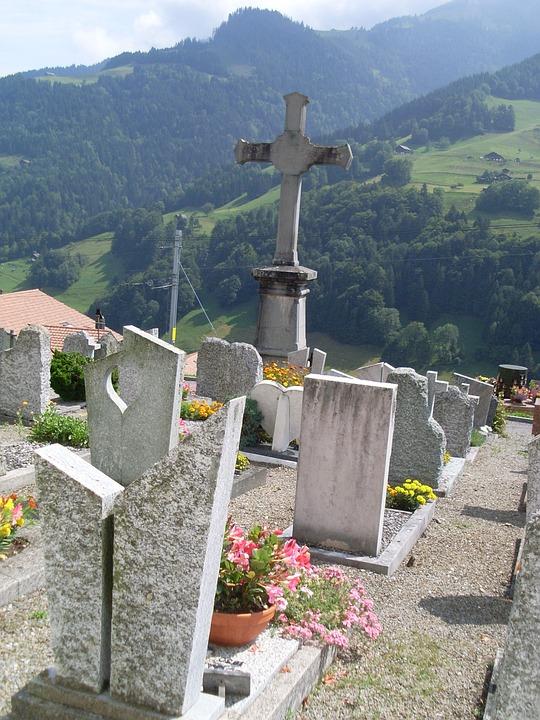 Cemetery, Death, Tomb