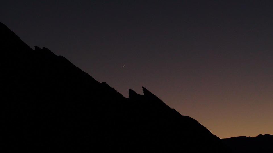 Death Valley, Nevada, Sunset, Landscape, Wilderness