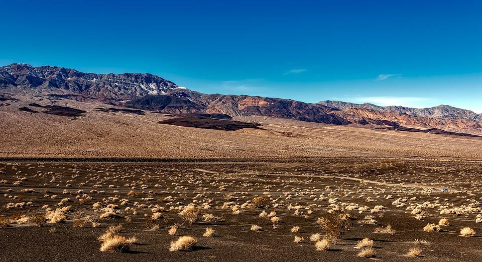 Death Valley, California, Desert, National, Park, Dry