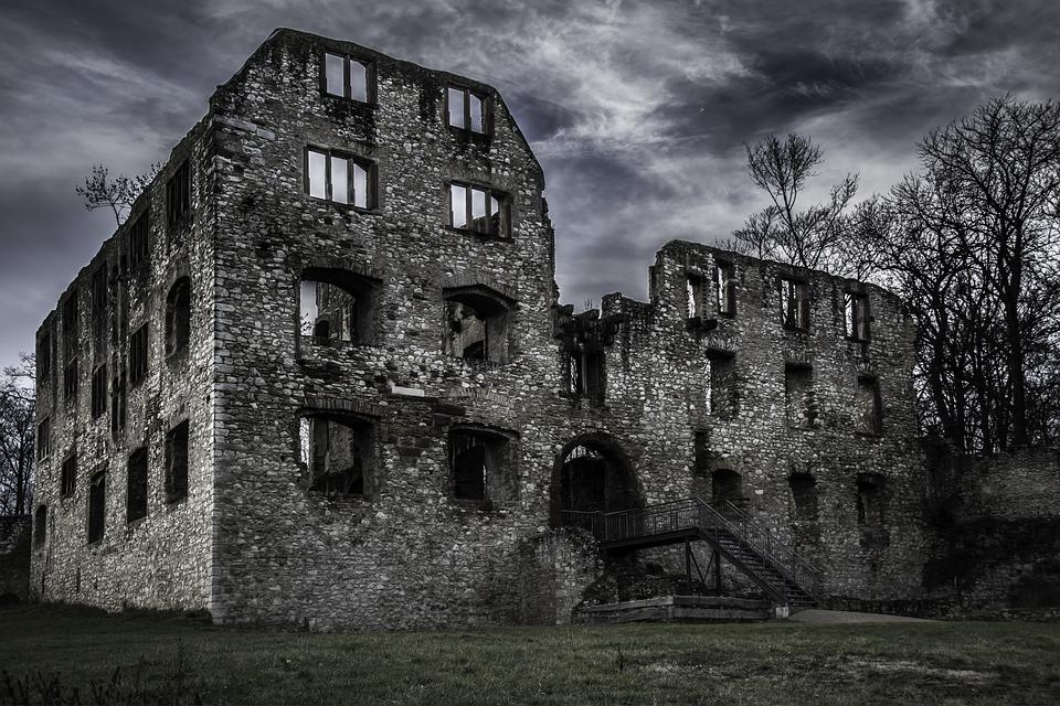 Ruin, Old, Decay, Masonry, Architecture, Old Building
