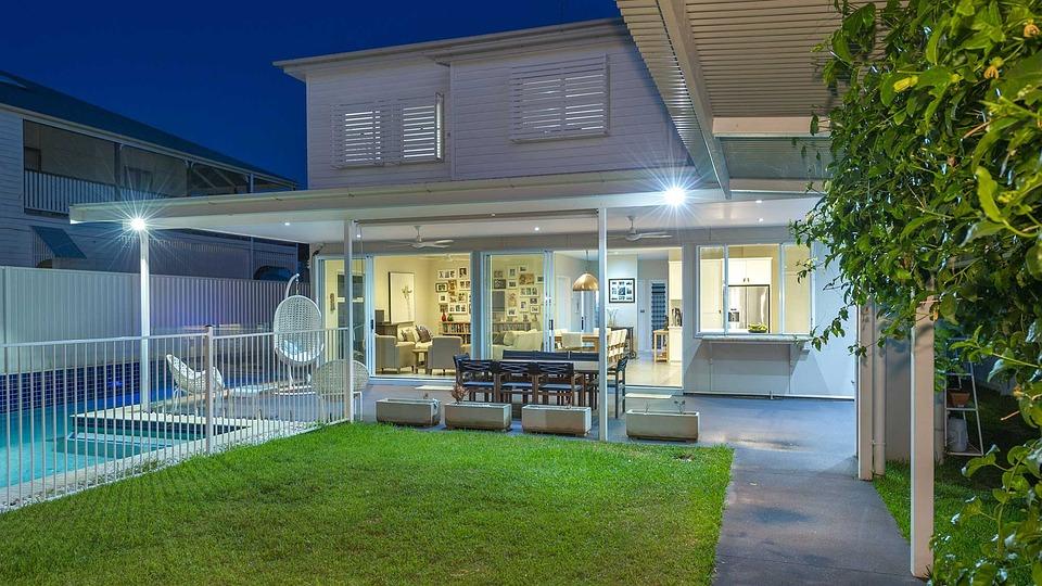 Deck, Home, Buildi, House, Outdoor, Garden