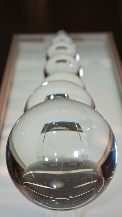 Glass, Ball, Still Life, Deco, Art, Globose, About