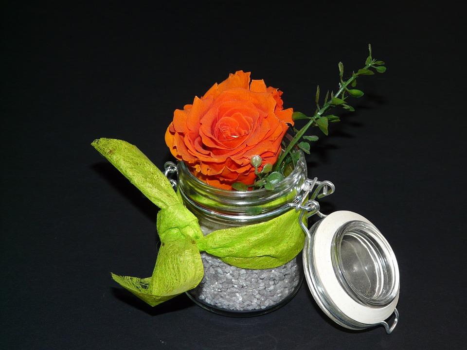 Floral Arrangement, Flower, Deco, Decoration, Blossom