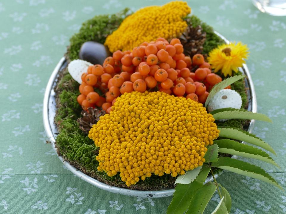 Table Decorations, Decoration, Deco, Floral Arrangement