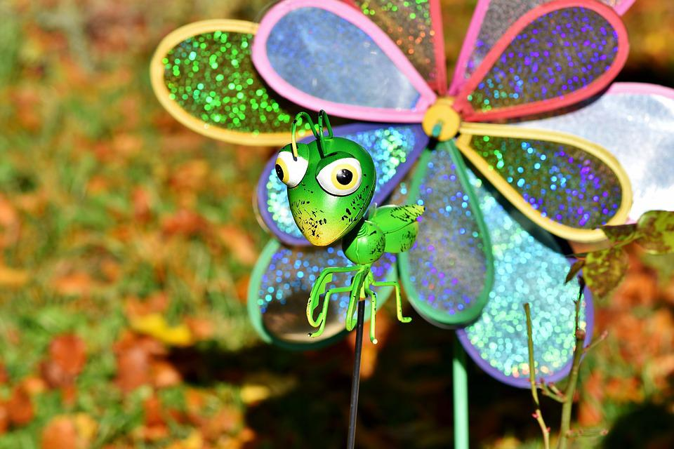 Grasshopper, Grasshopper Figure, Deco, Decoration