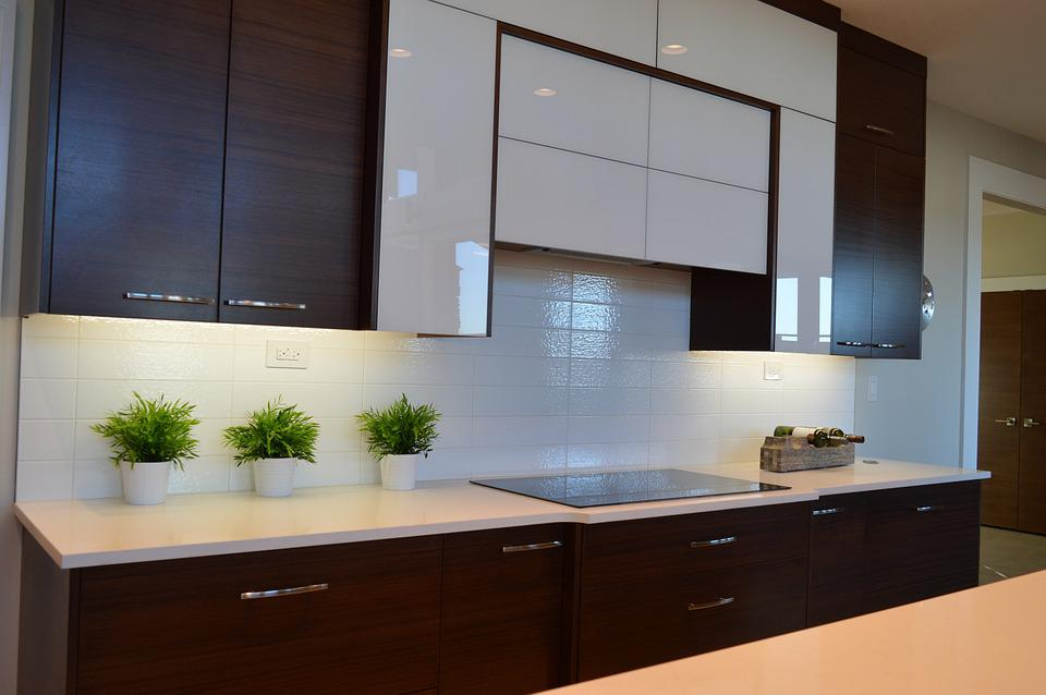 Kitchen, Modern, House, Home, Interior, Design, Decor