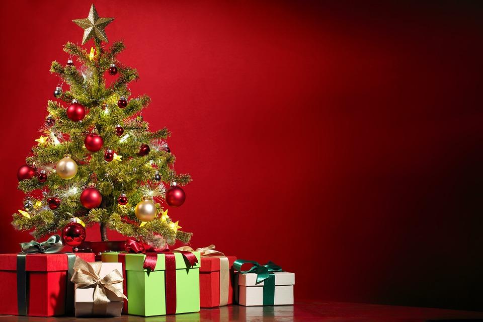 Christmas, Christmas Tree, Decorate, Decoration, Gift