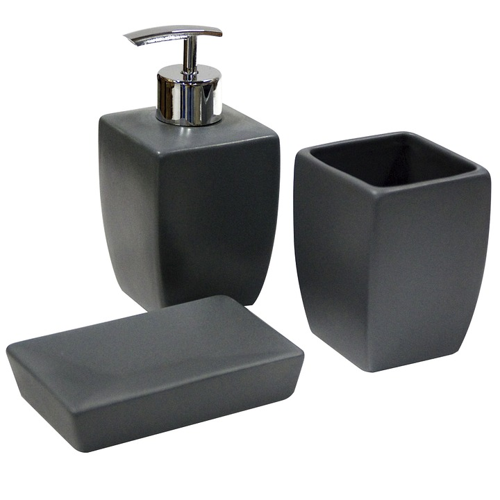 Accessories, Bathroom, Soap Dish, Decoration