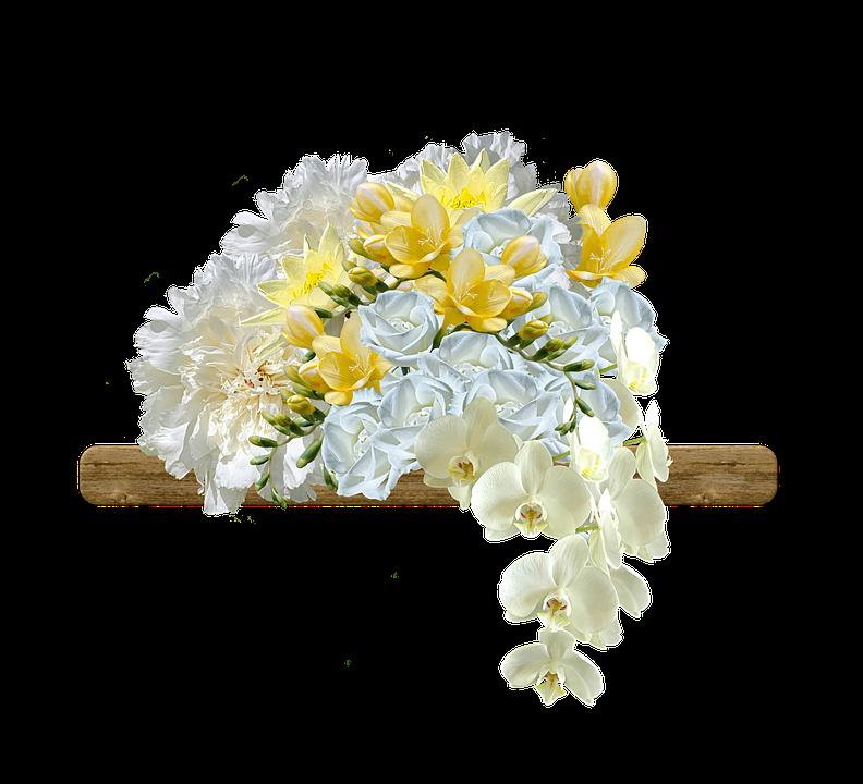 Flowers, Bouquet, Decoration, Composition