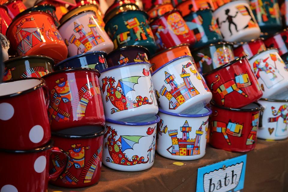 Christmas Market, Colmar, Decoration, Christmas