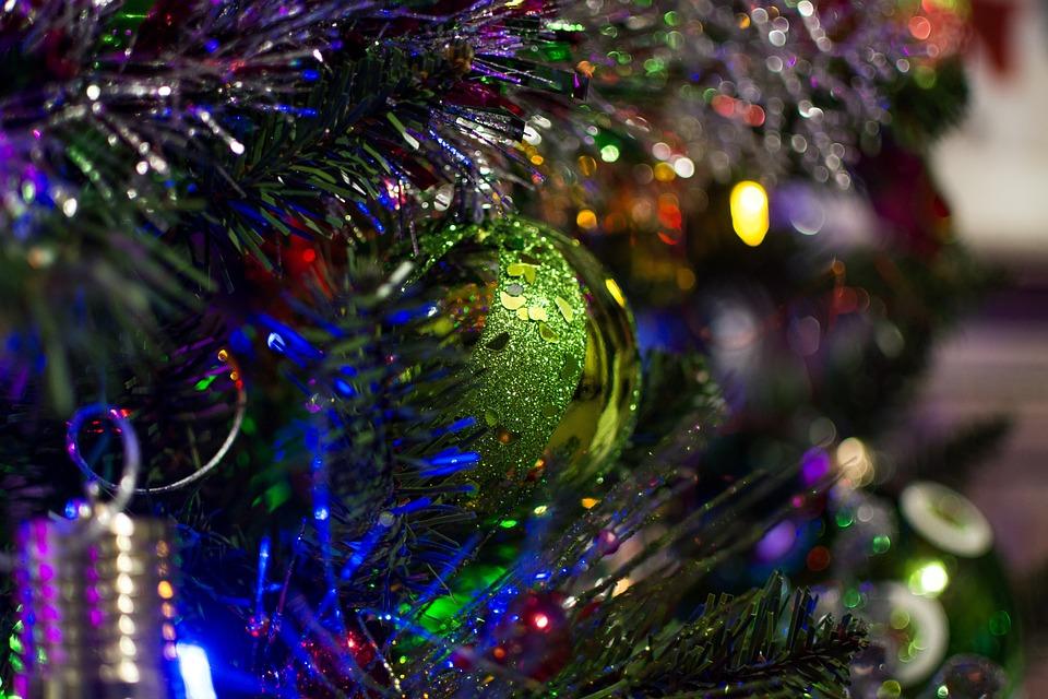 Christmas, Shining, Celebration, Winter, Decoration