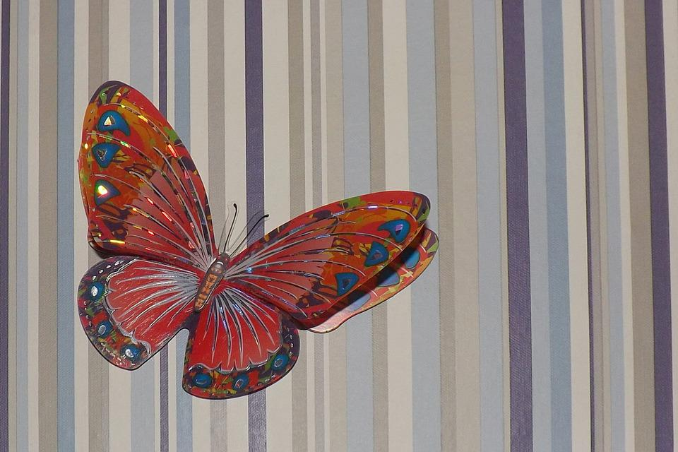 Butterfly, Deco, Decoration, Deco Butterfly