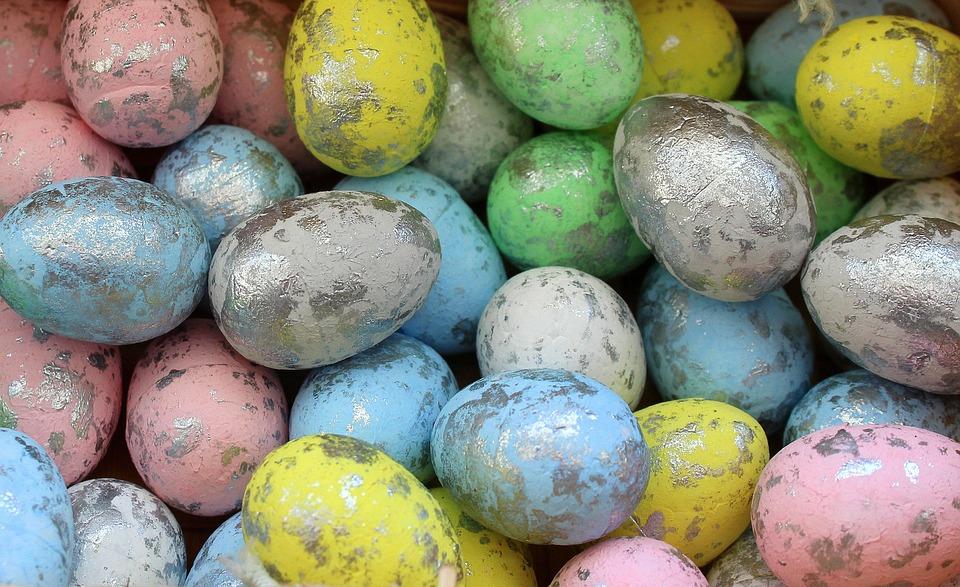 Eggs, Decoration, Eating, Easter, Easter Elements