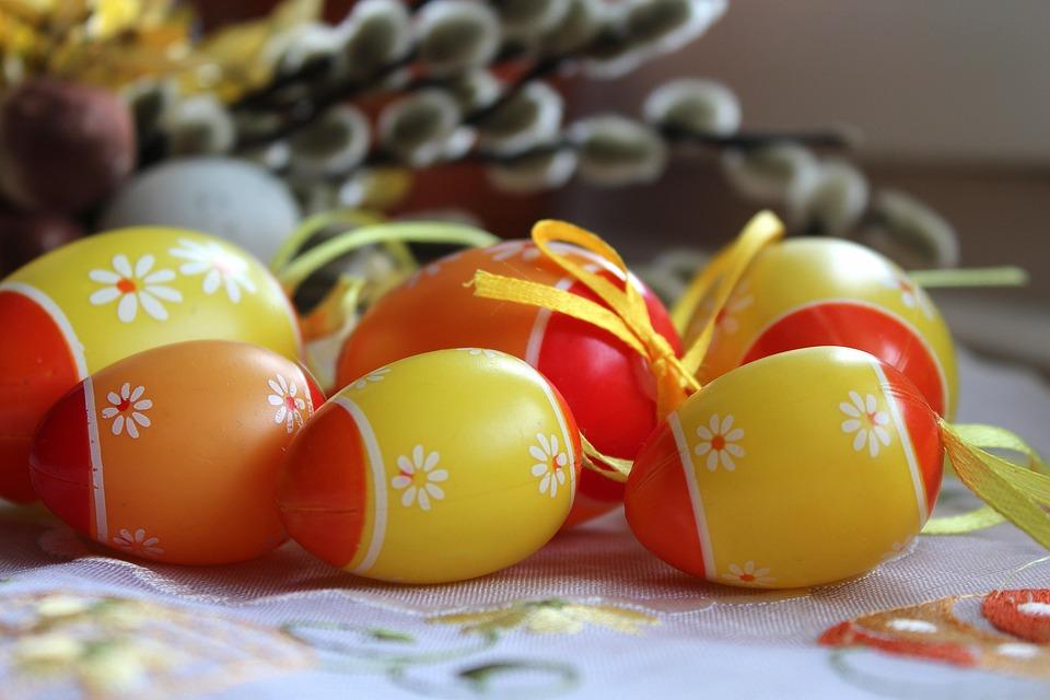 Eggs, Easter Eggs, Decoration, Christmas Ornaments