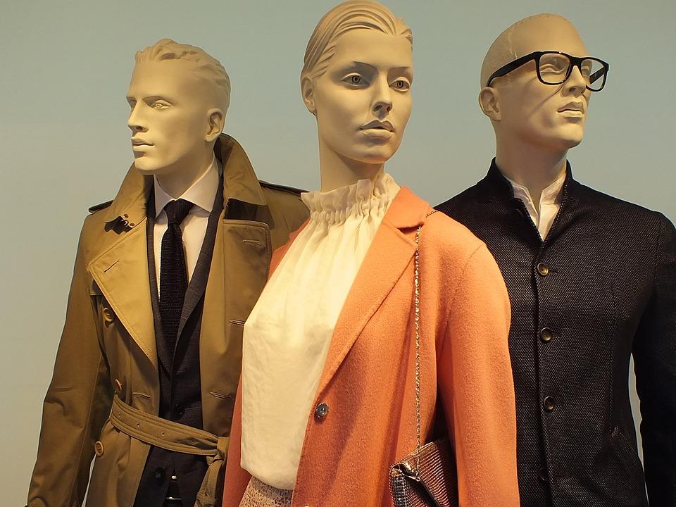 Mannequins, Fashion, Doll, Decoration