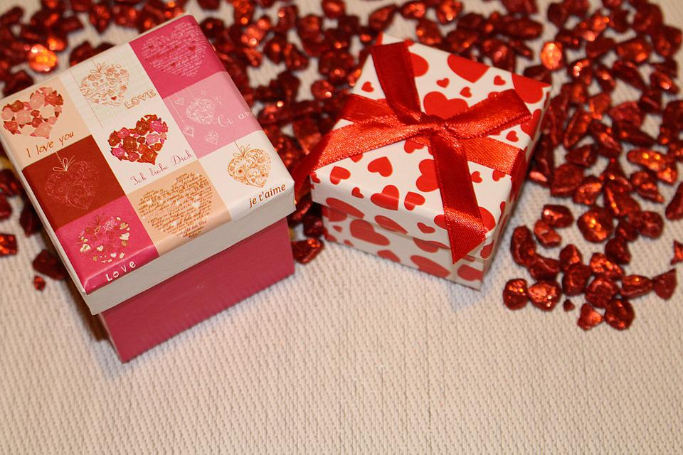 Gifts, Made, Packed, Loop, Decoration