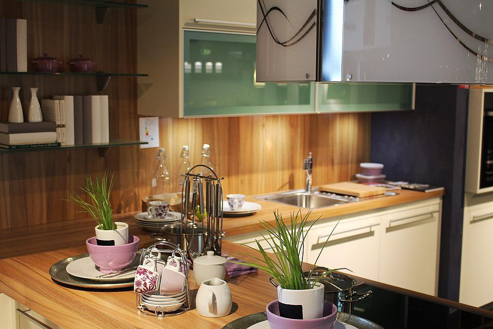 Kitchen, Decoration, Kitchen Equipment