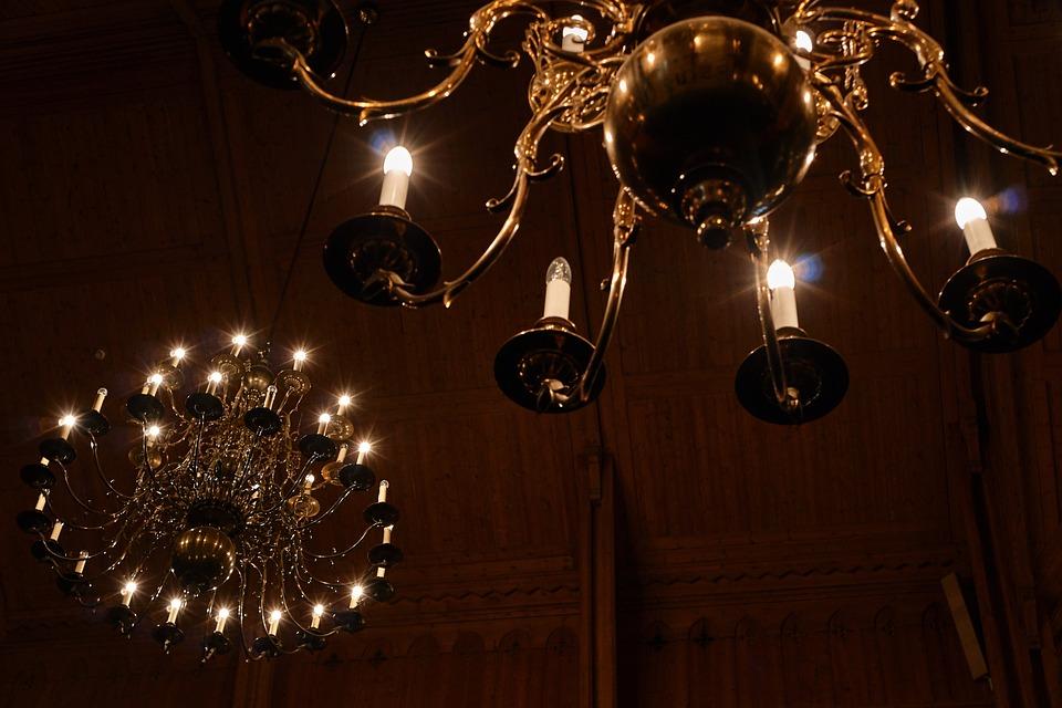 Chandelier, Lamp, Light, Lighting, Decoration, Blanket