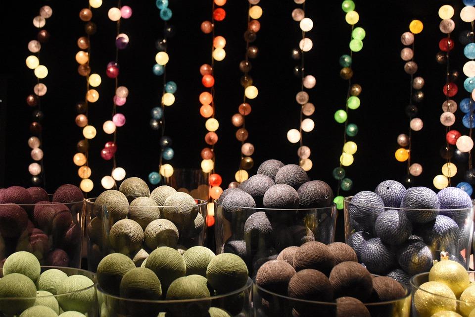 Decoration, Light, Colors, Lights, Orb, Lighting