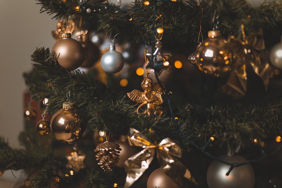 Christmas Tree, Ornaments, Christmas, Decoration, Decor